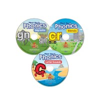 Meet the Phonics Video Set